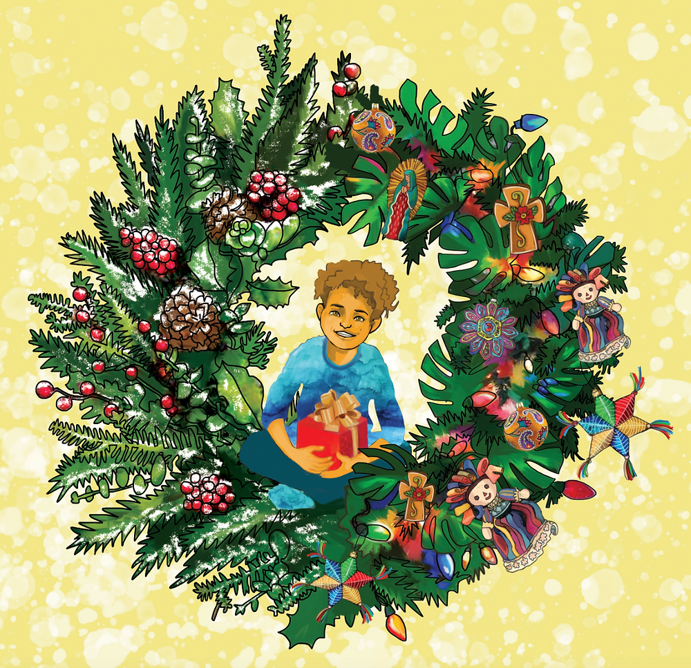 EVERY OTHER CHRISTMAS by Katie Otey, illustrated by Samantha J. Winkler