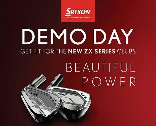 Cleveland and Srixon Demo Day!