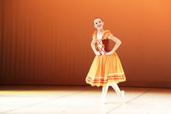 Ballet de Repertorio - Paysant