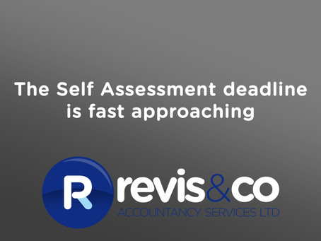The Self Assessment deadline is almost here!