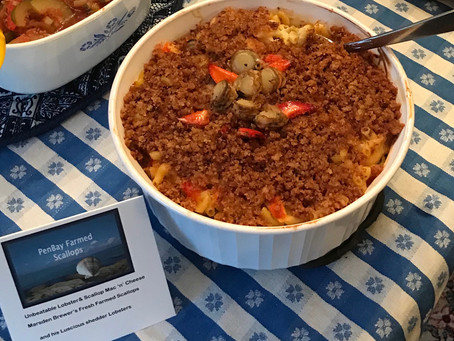Scal-Lob Mac n Cheese -The Best Potluck Ever