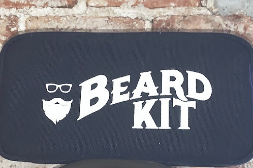 Beard kit bag