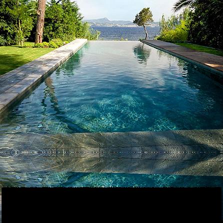 Excellence Swimming Pool & Spa Ltée | Piscine à débordement