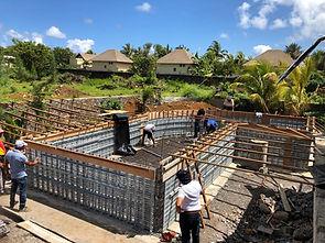 Excellence Swimming Pool & Spa Ltée | La construction