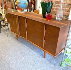 Refinished Sleek MCM Dresser
