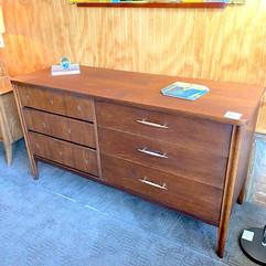 Refinished MCM Saga Dresser