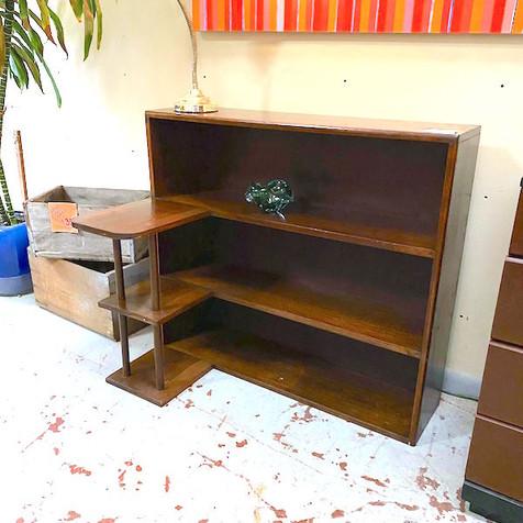 Rustic L Shaped Shelf