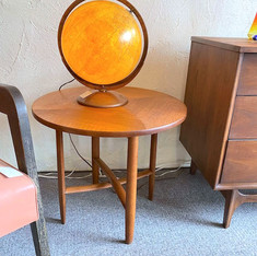 Drexel Parallel Side Table
