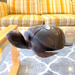Beauitfully Carved Sea Turtle