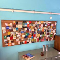 Match Box Collage