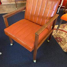 (4) Retro Arm Chair