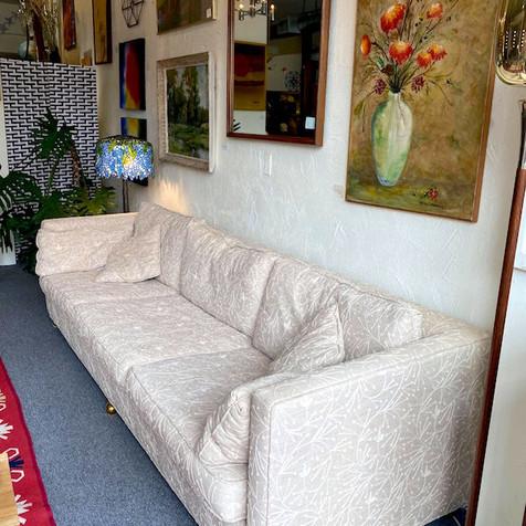 MCM Long Sofa