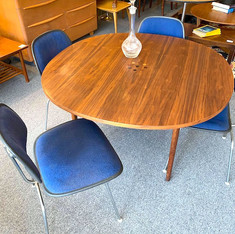 Funky Low Drexel Cocktail Table