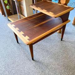 Refinished Lane Acclaim Step Side Table