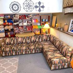Super Funk L Shaped Sofa