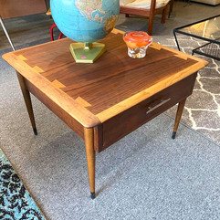 Refinished Lane Acclaim Side Table w/ Drawer