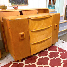 Refinished H. Wakefield Credenza
