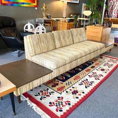Super Long Retro Sofa