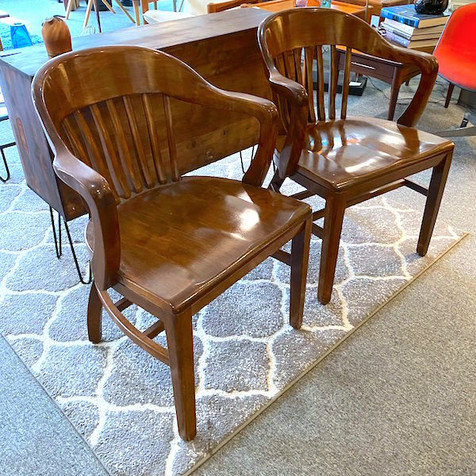 (2) Court Room Chair