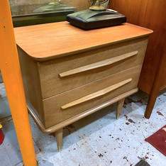 Refinished MCM Side Table