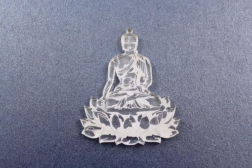 Laser Cut Supplies-1 Piece. Hindu God Charms-Acrylic.Wood Laser Cut Shape