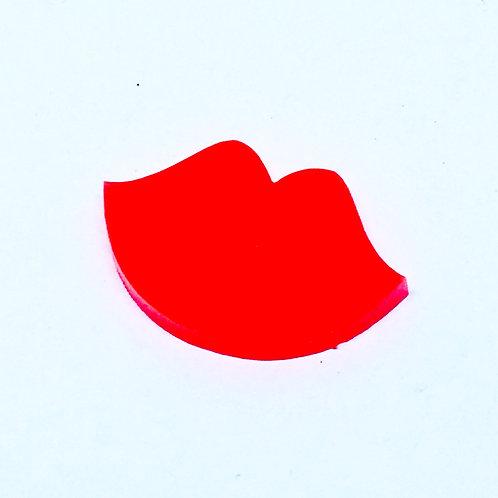 1 Piece. Lush Lip Cabochon Charms-Acrylic Laser cut Shapes Online