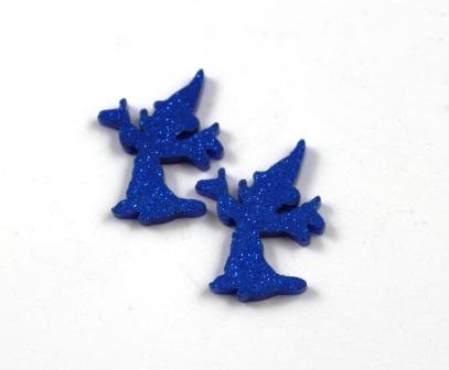 1 Piece. Wizard Mouse Charms-Acrylic Laser Cut Shape