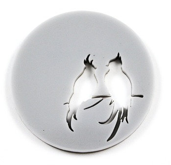 Laser Cut Supplies-1 Piece. Native Bird Charms-Acrylic.Wood Laser Cut Shape