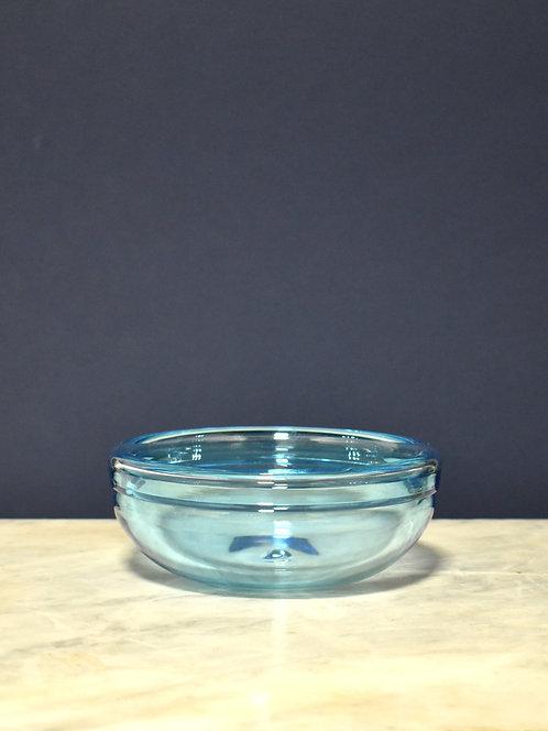 Brim Bowl in Aqua