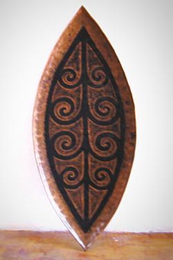 Copper Shield I (SOLD)