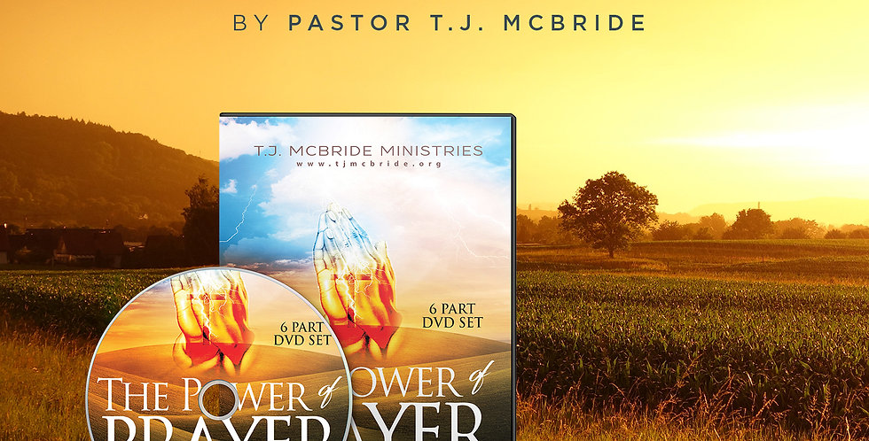 Power of Prayer - DVD Series