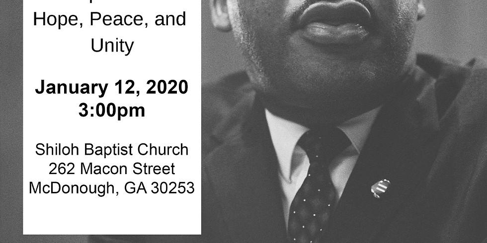 MLK Community Service
