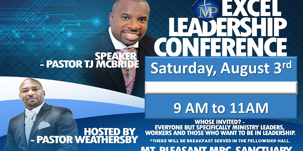 Excel Leadership Conference