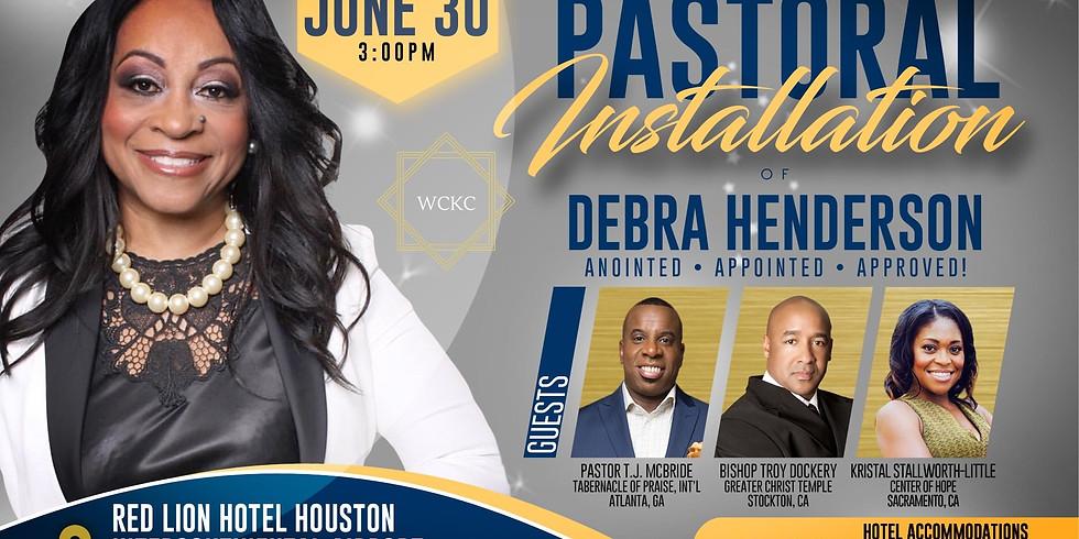 Pastoral Installation Celebration