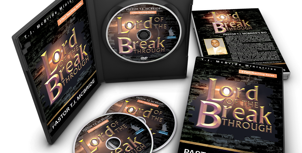 Lord of the Breakthrough - CD Series