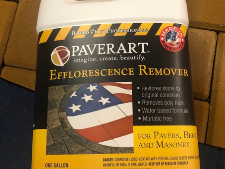 From Dirty to Clean:  The Joy of Cleaning PAVERART Designs