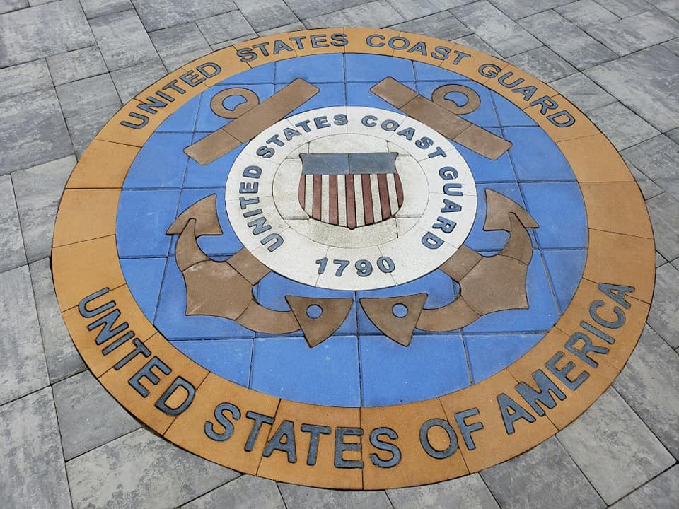 landscape design, memorial park, veterans memorial, memorial pavers, custom paver design