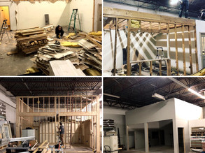 The PAVERART Construction Project:  A Foundation for Our Next Chapter....