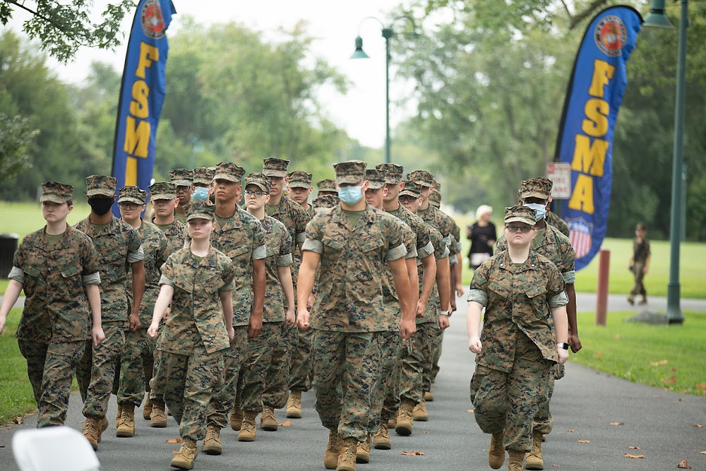 first state military academy, cadets, paverart