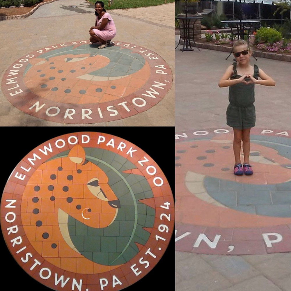 PAVERART, landscape design, landscape architecture, outdoor living, pavers, elmwood park zoo, made in usa