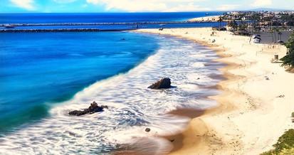 Summer in Newport Beach