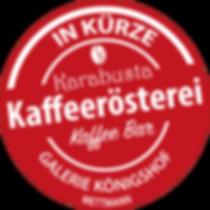 Kaffeebohnen in Königshof