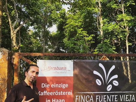 KAFFEE PLANTAGENBESITZER