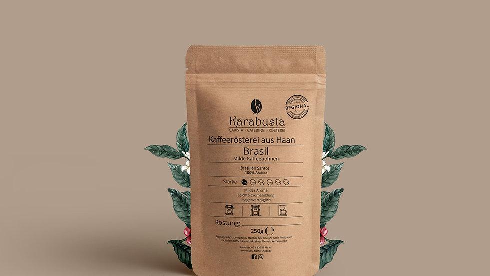 Kaffee/Filter Bohnen BRASIL 100% Arabica