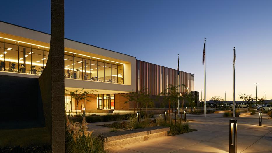 Copper Sky Recreation Center