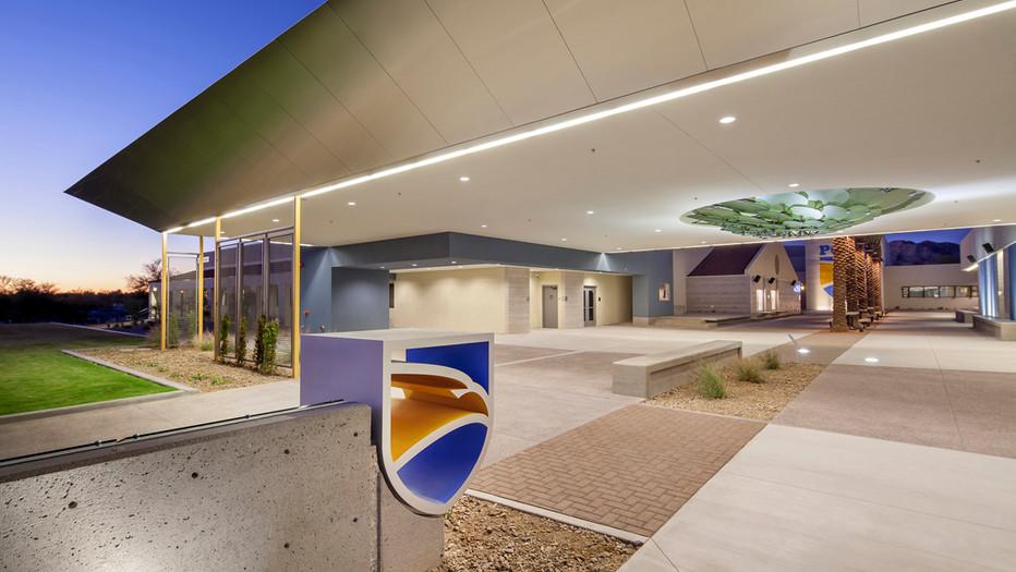 Phoenix Country Day School Aquatic Center and Gymnasium