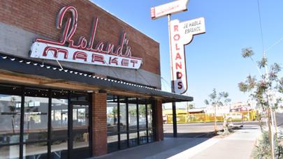 Roland's Market (Grocery to Restaurant Conversion)