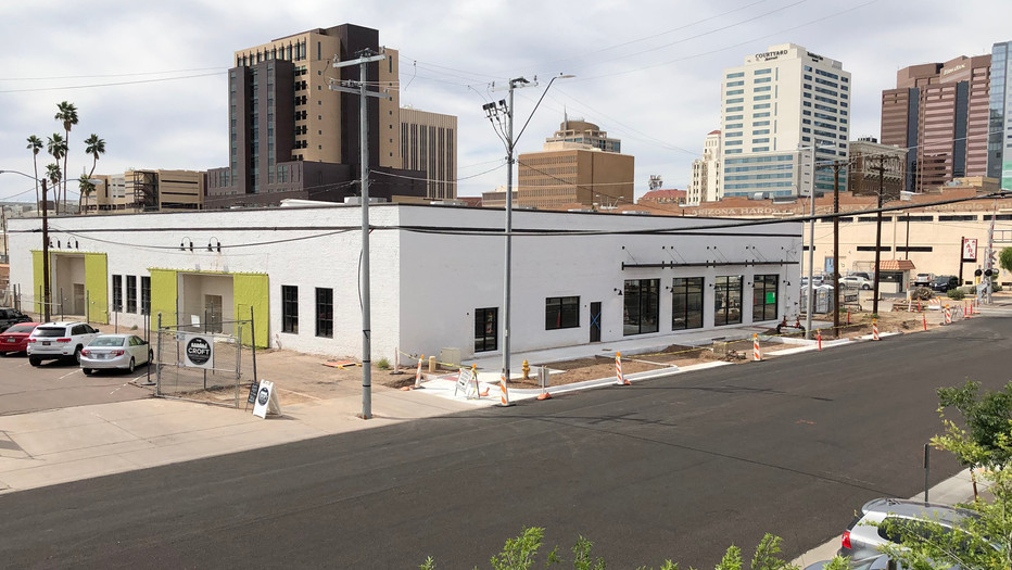402 South First Street (Warehouse to Office Conversion)