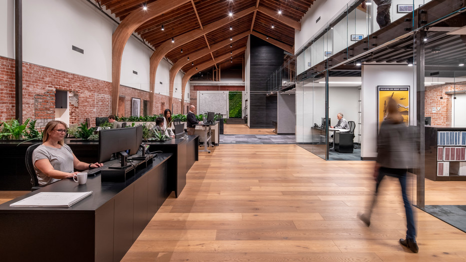 Meetinghouse 3080 (Church to Office Conversion)