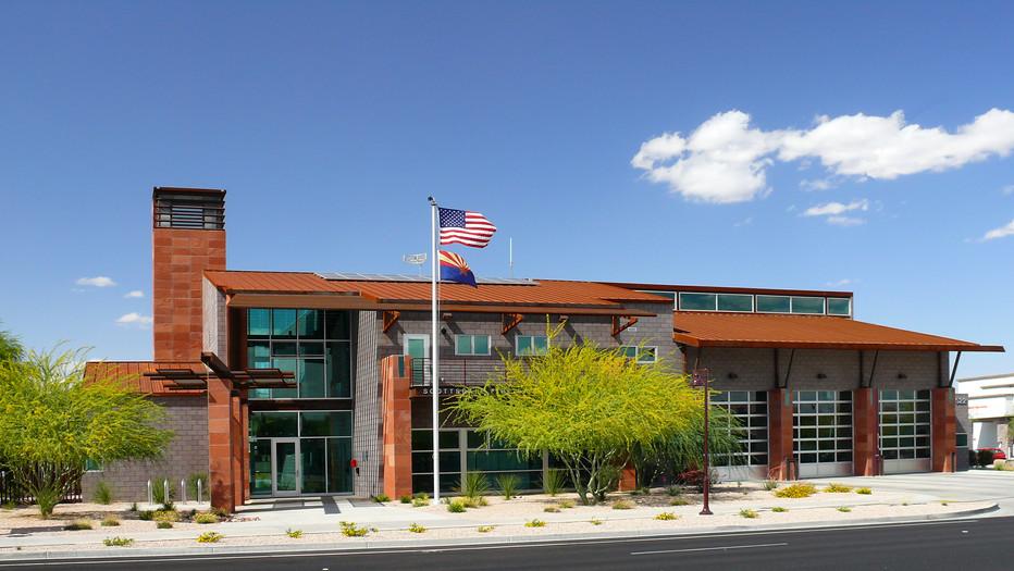 Scottsdale Fire Station 6